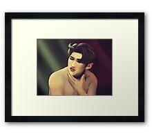VIXX Ken 13.1 Framed Print