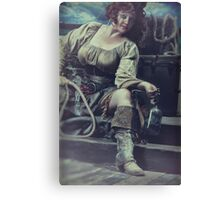 Syphilis Sue  Canvas Print