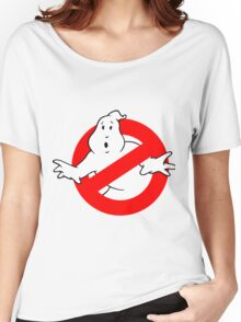 ghostbuster Women's Relaxed Fit T-Shirt