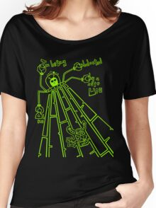 Cute UFO by Lolita Tequila Women's Relaxed Fit T-Shirt