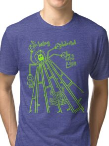 Cute UFO by Lolita Tequila Tri-blend T-Shirt