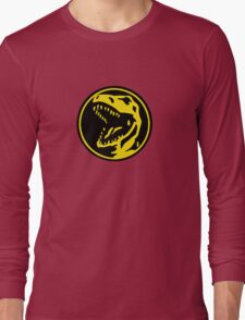 Mighty Morphin Power Rangers Red Ranger Symbol Long Sleeve T-Shirt