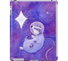 Space Badger iPad Case/Skin