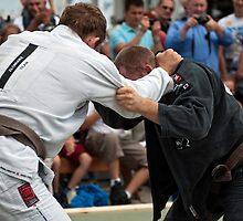 Judo by Sebastian Chalupa