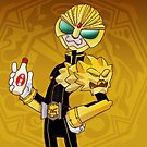 It's LUNCHTIME!!!! Kamen Rider Beast by Smars