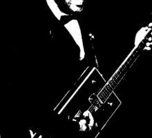 Bo Diddley (Roadrunner) Sticker
