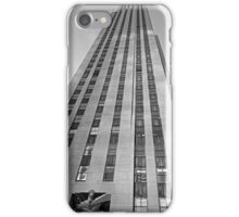 Rockefeller Center 30 Rock v2  iPhone Case/Skin