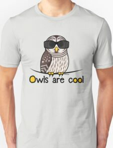 Owls are Cool by Birdorable Unisex T-Shirt