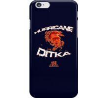 Hurricane Ditka Tee iPhone Case/Skin