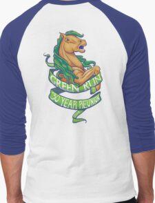 Green Run 30 Year Reunion Men's Baseball ¾ T-Shirt