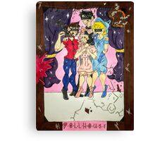 Melanie Martinez - Dollhouse Canvas Print