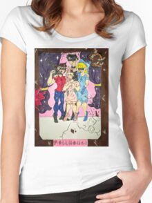 Melanie Martinez - Dollhouse Women's Fitted Scoop T-Shirt