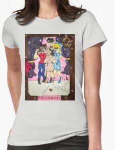 Melanie Martinez - Dollhouse Womens Fitted T-Shirt