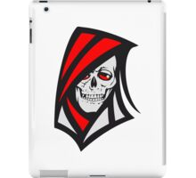 Death hooded sweatshirt grusel iPad Case/Skin