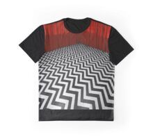 THE BLACK LODGE Graphic T-Shirt