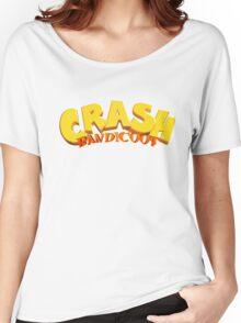 Crash Bandicoot Logo Women's Relaxed Fit T-Shirt