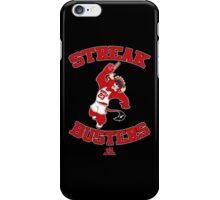 Streak Busters Tee iPhone Case/Skin