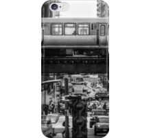 CTA B&W iPhone Case/Skin
