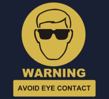 Avoid Eye Contact by geekogeek