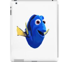 Finding Dory - Painted Design iPad Case/Skin