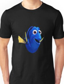 Finding Dory - Painted Design Unisex T-Shirt