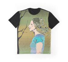 Earth Girl Graphic T-Shirt