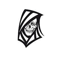 Death hooded sweatshirt grusel Photographic Print