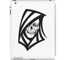 Death hooded sweatshirt grusel iPad Case/Skin