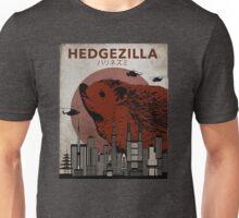 Rare Hedgezilla movie poster. Unisex T-Shirt