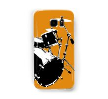 Drumkit (front view) Samsung Galaxy Case/Skin