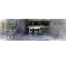 Sherbourne Station Toronto Photographic Print