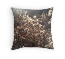 Forest Plantlife Throw Pillow