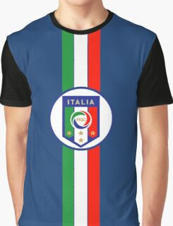 Gli Azzurri - Italy national football team  Graphic T-Shirt
