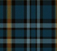 02684 Fayette County, Kentucky Fashion Tartan  Sticker