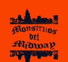 Monstruos Del Midway Galaxy Case by tony.Hustle.tees ®