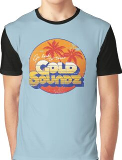 Gold Soundz Graphic T-Shirt