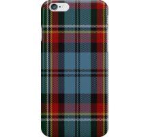 02680 Dykes of Perthshire Tartan  iPhone Case/Skin