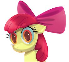 Stunned Apple Bloom Photographic Print