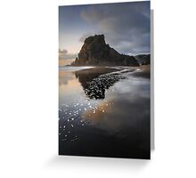 Mirror Ocean  Greeting Card