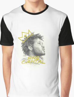 KING CAPITAL Graphic T-Shirt