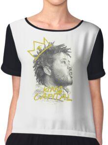 KING CAPITAL Chiffon Top
