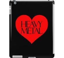 Heavy Metal Love iPad Case/Skin