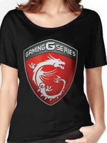 MSI Gaming Women's Relaxed Fit T-Shirt