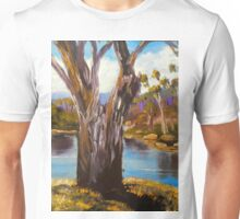 Gums Trees of the Snowy River Unisex T-Shirt