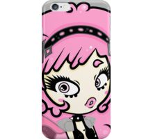 Cotton Candy Girl 2 by Lolita Tequila iPhone Case/Skin