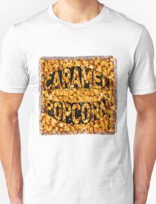 Caramel Popcorn by Jeronimo Rubio 2016 Unisex T-Shirt