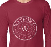Watford School of Magicks Long Sleeve T-Shirt
