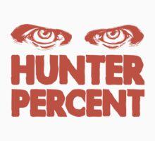 Hunter Percent (Orange Version) by swiener