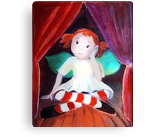 Meet Talley Canvas Print