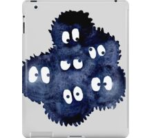 Silly Soot Sprites iPad Case/Skin